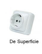 mecanismos eléctricos de superficie