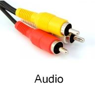 Conexión Audio