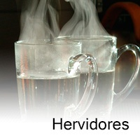 Hervidores de agua