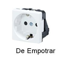 MECANISMOS ELÉCTRICOS EMPOTRAR