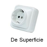 MECANISMOS ELÉCTRICOS SUPERFICIE